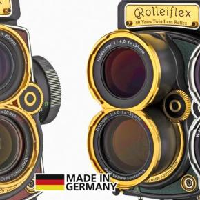 Ainda tem muita gente fabricando câmeras de filme (parte 1)