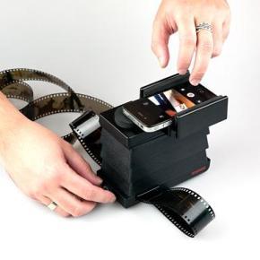 Smartphone Film Scanner da Sociedade Lomográfica Internacional