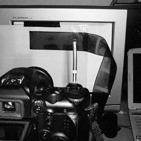 Scanner de filme DIY: fotografando seus negativos