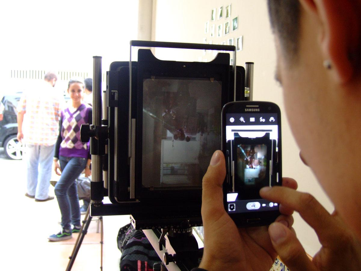 Dia Mundial da Fotografia - Analógico x Digital no Filmepalooza