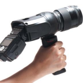 Light Blaster é um projetor de slides hardcore
