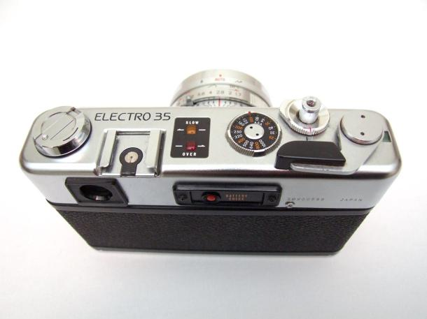 Yashica Electro 35 GSN 02