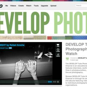 Develop Photo: apenas 2.365 vídeos sobre fotografia no vimeo