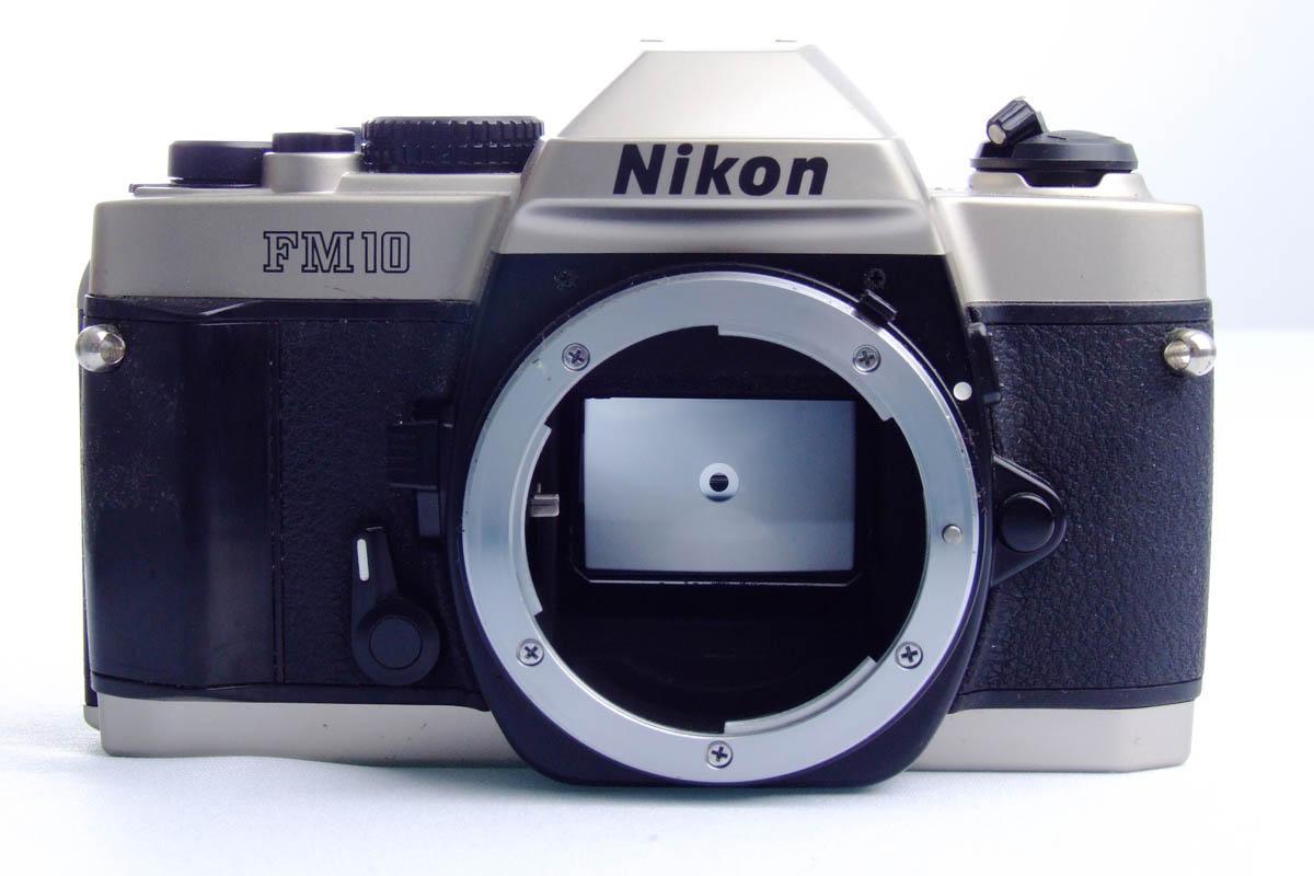 Nikon FM10 - nikon mount