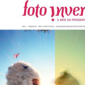 Revista Foto Inversa - Fotografia Pinhole - 3ª Edição