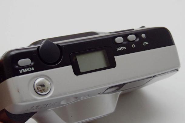 Detalhe do Topo - Vivitar 357pz Zoom