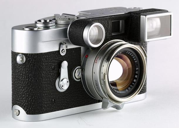 Leica M3, um sonho de consumo com mais de 60 anos de idade