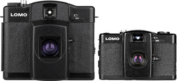 Compare as duas versões, a lomo lc-a 120 e a 135