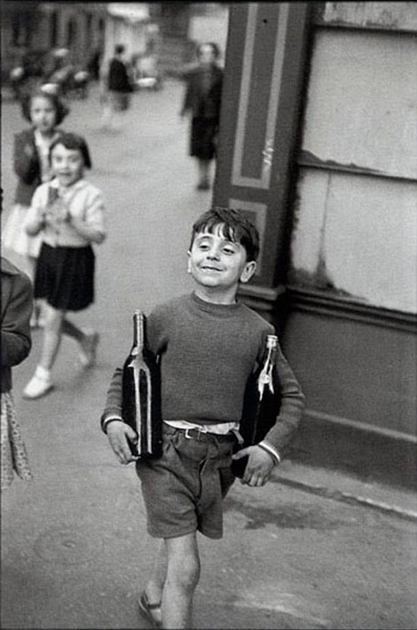 Henri Cartier-Bresson, Mitou