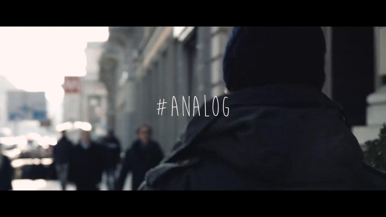 #Analog, vídeo mostra como somos híbridos análogo-digitais - DXFoto