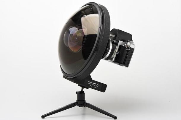 Fisheye Nikkor 6mm DXFoto 03