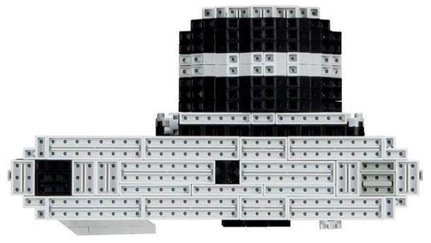Nikon F em kit nanoblock para construir - DXFoto 02