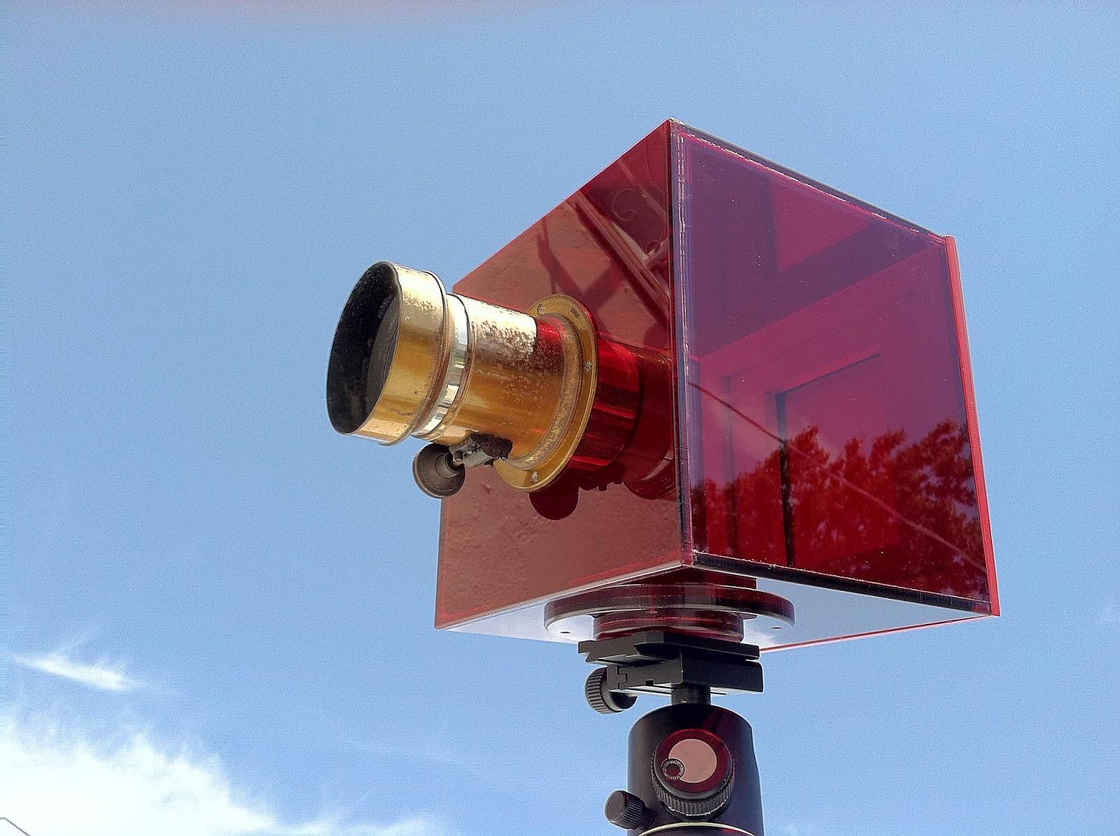 Clera é a primeira câmera transparente que funciona - DXFoto 01