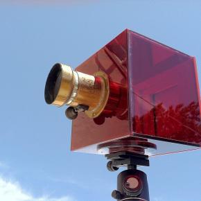 Clera é a primeira câmera transparente que funciona!