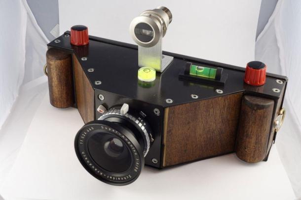 Câmera panorâmica 120 6cmx17cm 01 - DXFoto