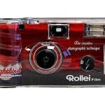 Personalizando uma câmera descartável Rollei Nightbird