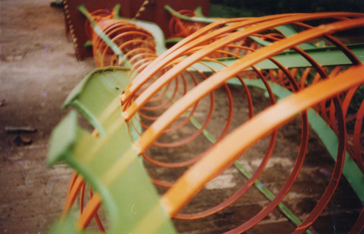 Lomografia - Estruturas no Parque da Cidade - S. José dos Campos- DXFoto