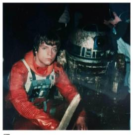 Polaroids originais de Star Wars dxfoto 3