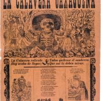 EL CARTEL PUBLICITARIO MEXICANO DE GUADALUPE POSADA