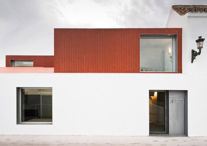 Img 1. Fotógrafo: Fernando Alda. Premio Arquitectura. XI Premios Cerámica ASCER