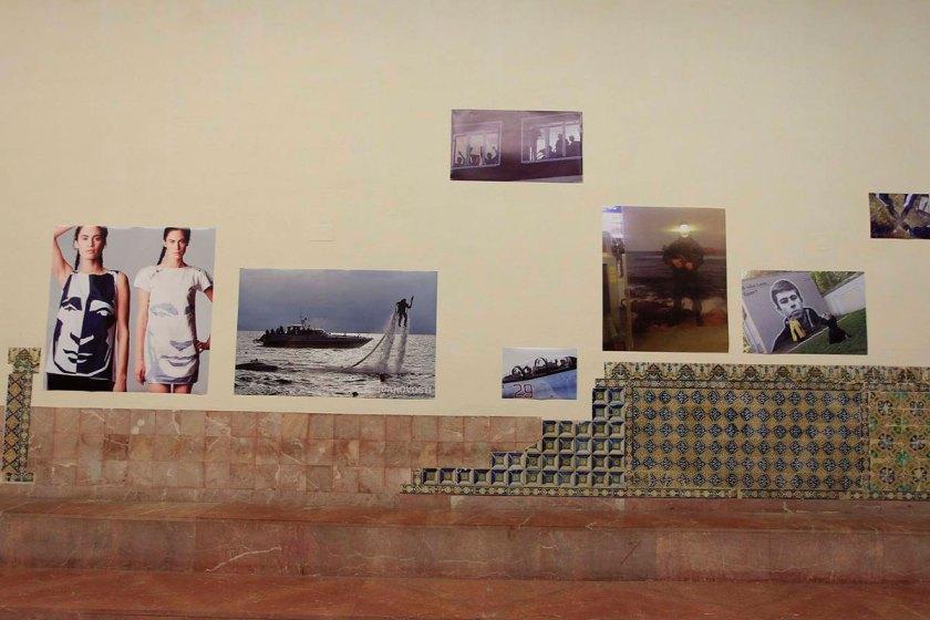 Vista general de la exposición © Raúl Doblado