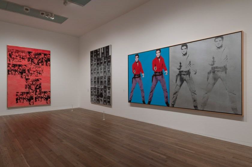 Warhol Installation. Cortesía: Tate Modern - London