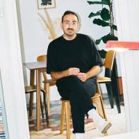 """SERGIO MEMBRILLAS, """"El grafismo y la arquitectura han influenciado mi manera de trabajar"""""""