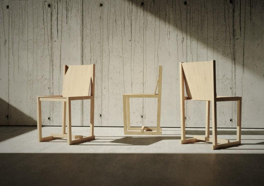 """Pierre Sindre, """"Ono"""" Källemo. Es un sillón elegante con líneas refinadas y acabados de calidad."""