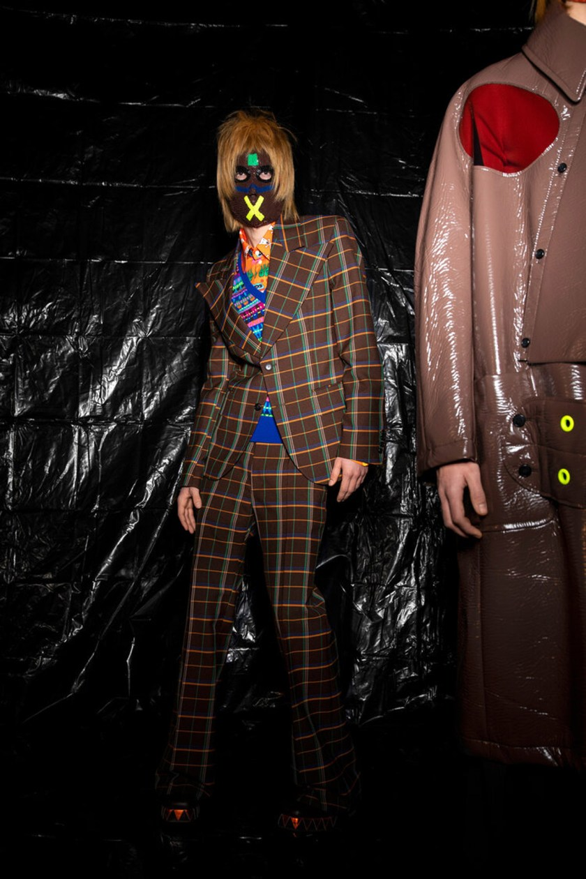 WALTER VAN BEIRENDONCK - Menswear Collection F/W 2021