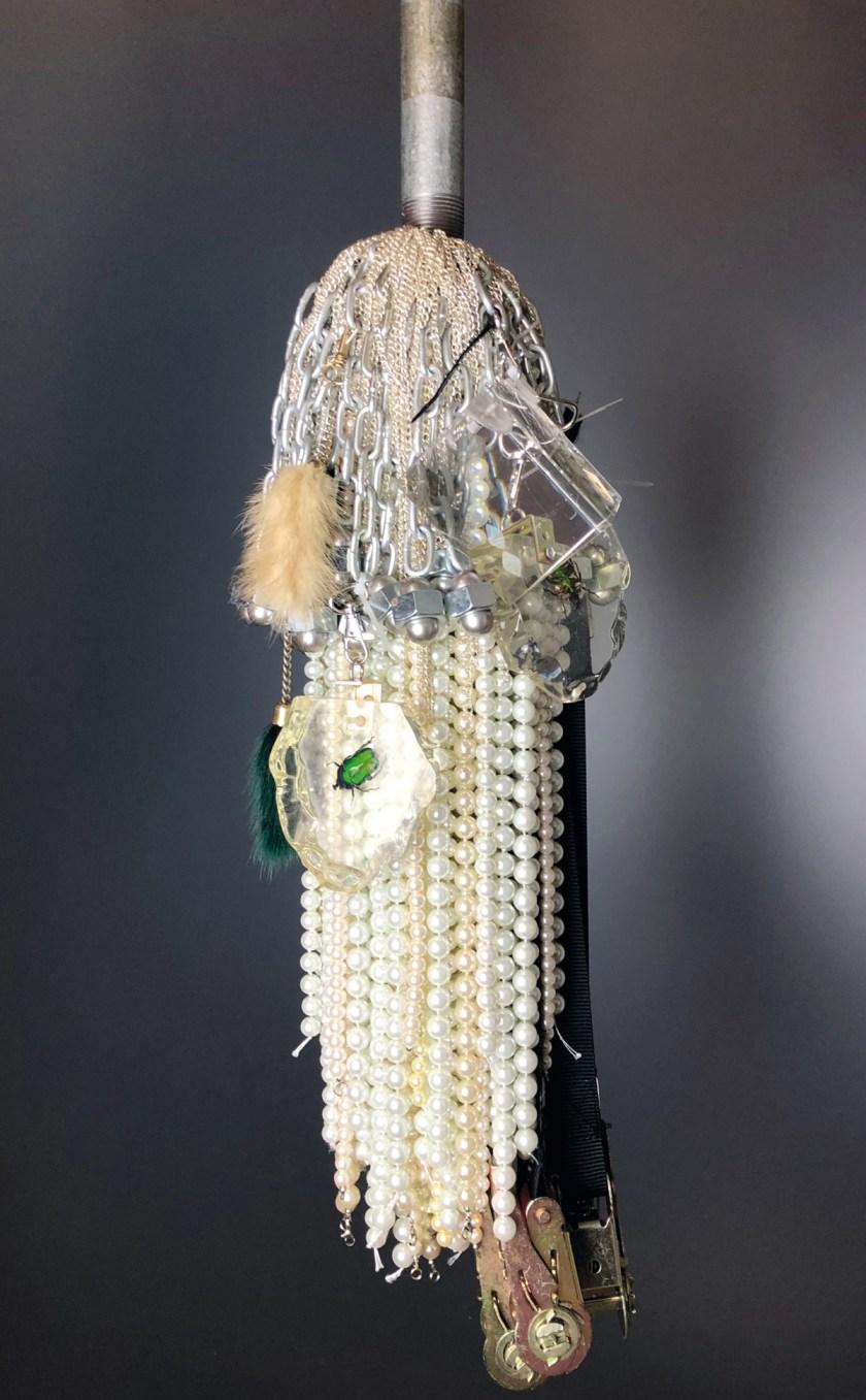 Kenny Dunkan, The Bare Necks, 2019 Courtesy Galerie Les filles du calvaire