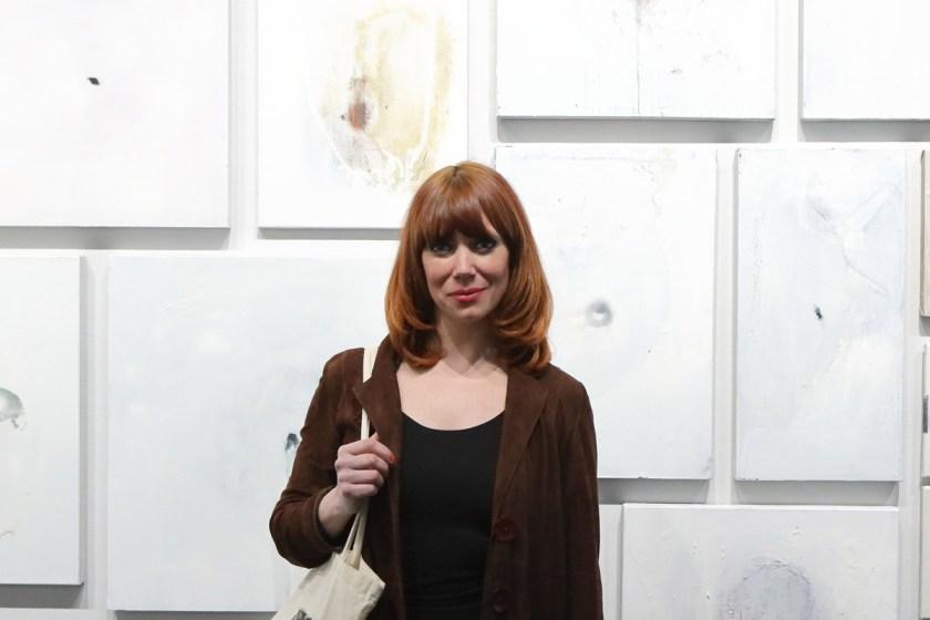 """Paula Bonet. """"La Anguila. Esto es un cuadro no una opinión"""" Centre Cultural La Nau"""