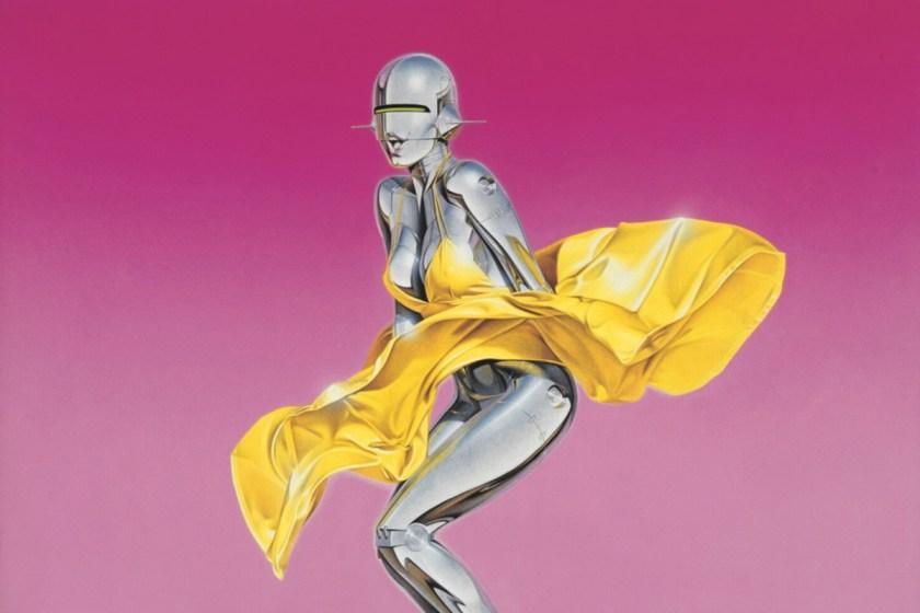 Hajime Sorayama, que ha convertido sus dibujos robóticos en obras de culto