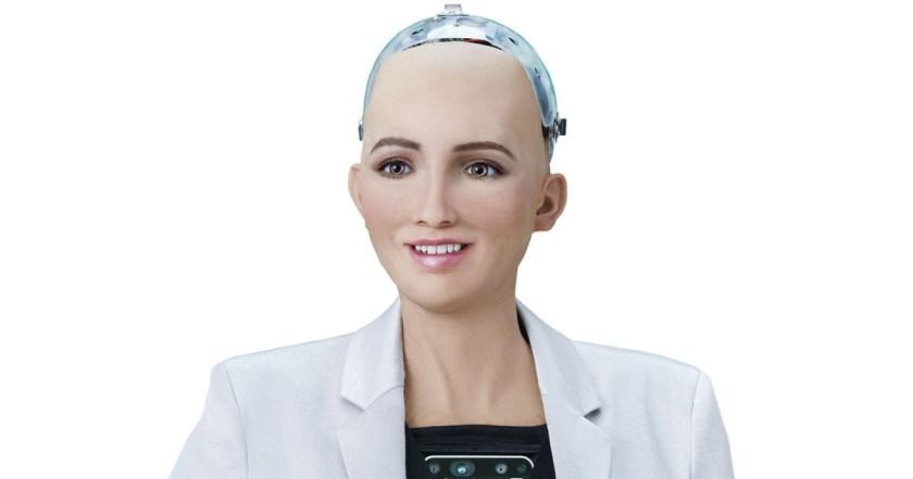 Sophia, la robot de Hanson Robotics