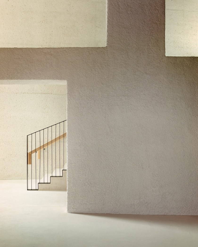 Novacella Abbey Museum Addition. MoDusArchitects. Foto: ©Simone Bossi