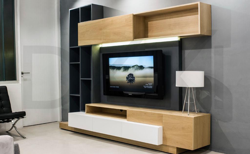 Mueble para TV Tetris  DXXI