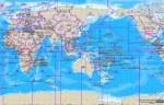 Карта DXCC