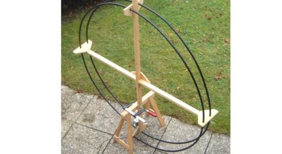 Magnetic loop for 80-40 meters
