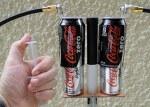 Coca Cola Loop Antenna