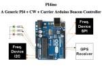 PI4ino - A Generic Arduino Beacon Controller