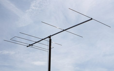 5 Element LFA Yagi for 6 meters band