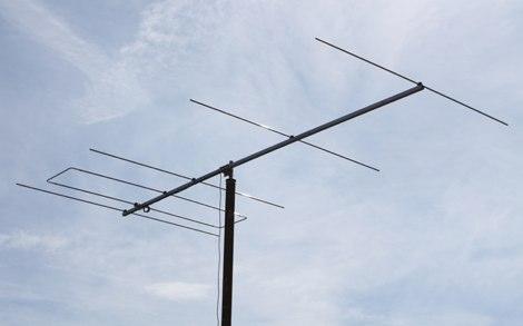 5 Element LFA Yagi for 6 meters band