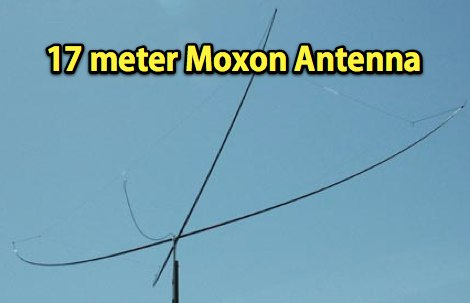 17 meter Moxon Antenna project