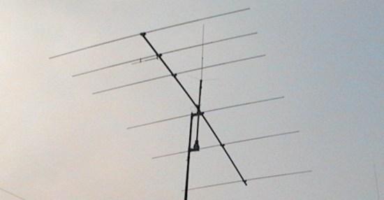 Homebrewing a 6 Meter Yagi