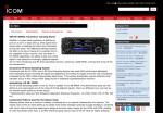 ICOM IC-7610 Product page at ICOM UK