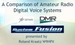 Amateur Radio Digital Voice Systems