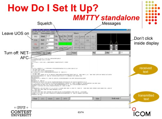 RTTY Contesting, A to Z
