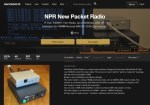 NPR New Packet Radio - IP over 430 MHz