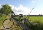 The UHF Bicycle Antenna