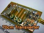 70cm Mini-Transverter Project
