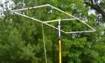 Строительство 6-метровой Моксонной Антенны